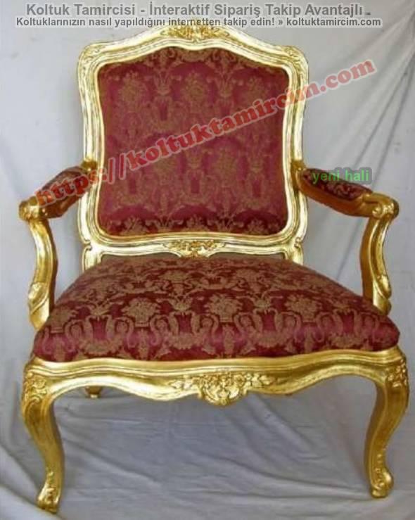 klasik koltuk tamiri, klasik koltuk kaplama, eski koltuk tamircisi, varaklı koltuk tamiri, koltuk döşemecisi